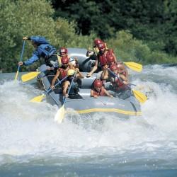 Rafting en Rio Maipo