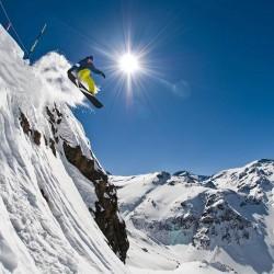 Centros de Ski Valle Nevado, El Colorado, La Parva,...