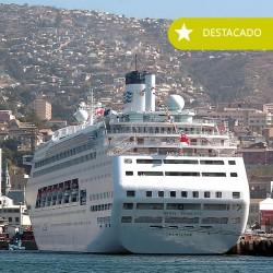 Cruceros, Puerto San Antonio y Valparaíso