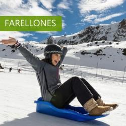 Viagem de um dia a Farellones