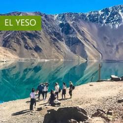 Excursão Cajon del Maipo e Embalse El Yeso